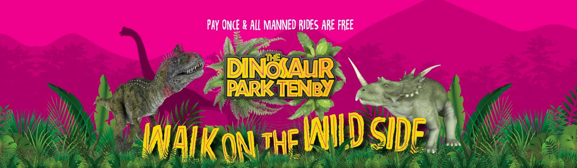 Dinosaur Park Featured - Size