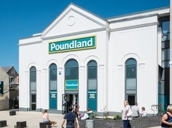 Poundland – Tenby – Listing