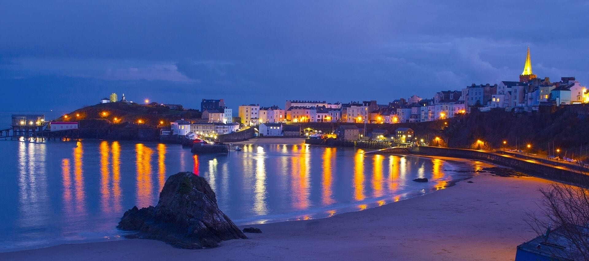 Tenby Homepage Background