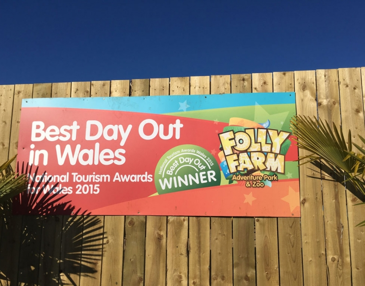 Folly Farm – Adventure Park & Zoo