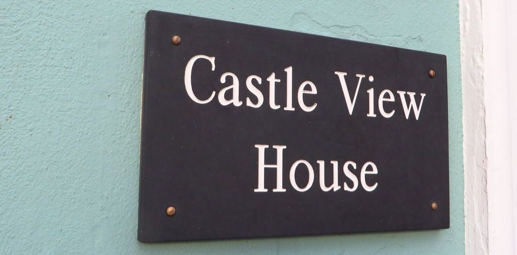 Castle View House - Featured