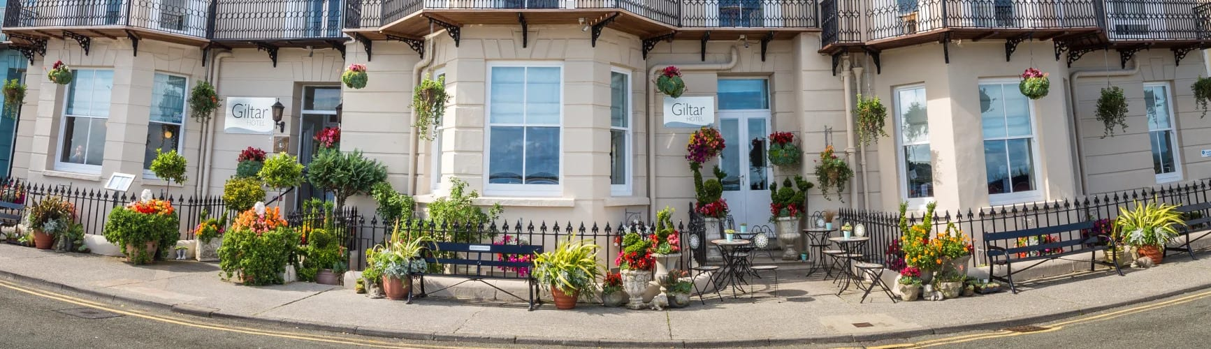 Giltar Hotel - Featured