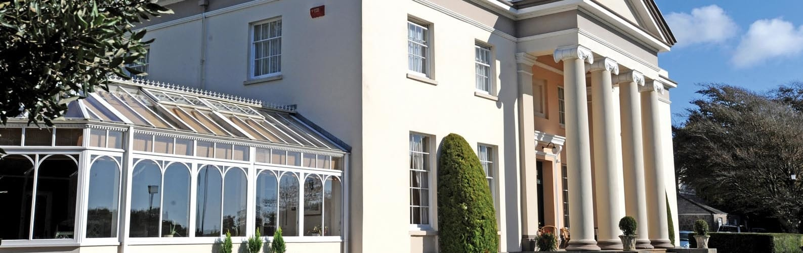 Lamphey Court Hotel - Featured
