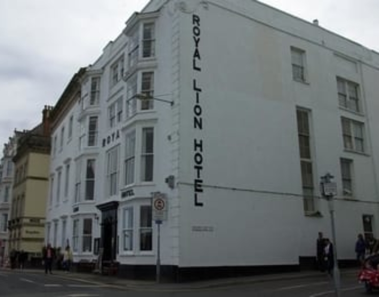 Royal Lion Hotel