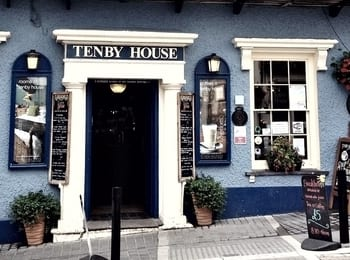 Tenby House Hotel – Featured