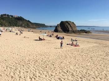 Tenby North Beach – Featured