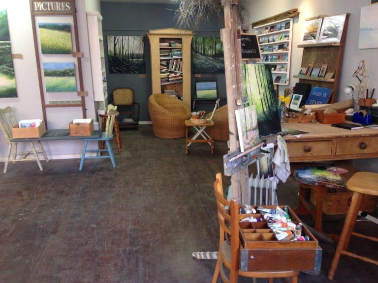 Guy Manning's Art Room